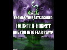 Thomas Time | The Haunted Hornet