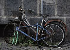 Abandoned Bicycles by Karl Seitinger 2014 Bicycles, Abandoned, Photography, Left Out, Photograph, Fotografie, Photoshoot, Bike, Ruin