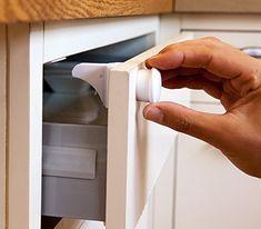 Cabinet safety locks - Child Safety- 4 locks 1 key -baby ... https://www.amazon.com/dp/B075B3P6L4/ref=cm_sw_r_pi_dp_U_x_.eJAAbB7MYWJ9