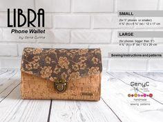 LIBRA Phone Wallet   Craftsy