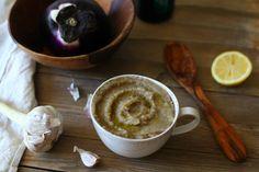 Baba ganoush {caviar d'aubergine au tahini} blog cuisine, voyages et photographie   Royal Chill  http://www.royalchill.com/2017/07/21/baba-ganoush-caviar-daubergine-au-tahini/ #aubergine #babaganoush #tahini