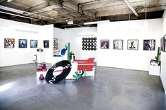 Mock 'N' Roll Exhibition designed by Lord Whitney & Jack Hudson