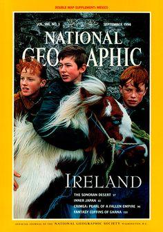 National Geographic - September 1994 - Ireland