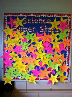 Beyond the Goggles - Science Super Stars!  A classroom reward system for middle school/high school.