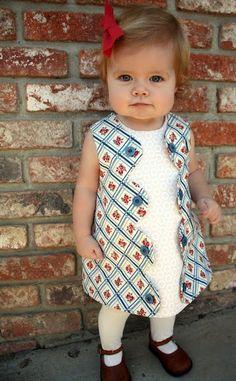 Scallop Dress Inspiration.
