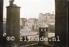 bombardement december 1942 vanuit mijn moeders slaapkamerraam