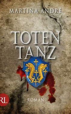 Lesendes Katzenpersonal: [Rezension] Martina André - Totentanz