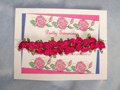 Elegant Infant Headband Crown of Roses on by TurtlestonesBoutique, $7.00
