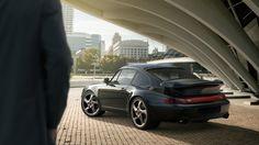 Porsche 911 993 rendered in KeyShot by Tim Feher.