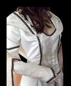 Mittelalter - Mittelalter*Brautkleid*Gewand*auf Maß*Kleider - ein Designerstück von Hofkleid bei DaWanda