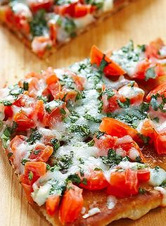 It's impossible to mess up this yummy pizza recipe...