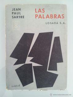 JEAN PAUL SARTE. LAS PALABRAS. EDITORIAL LOSADA, BUENOS AIRES 1964 - Foto 1