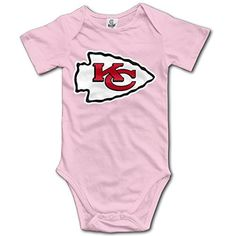 Kansas City Chiefs Logo Missouri Warpaint K C Baby Boy Girls Onesies Bodysuit - Brought to you by Avarsha.com