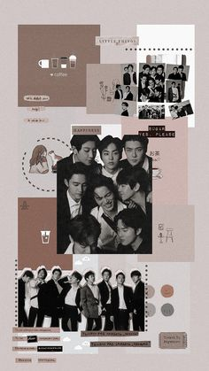 Wallpapers Kpop, Kpop Wallpaper, Baekhyun Wallpaper, Cute Wallpapers, Pastel Wallpaper, Exo Ot12, Kpop Exo, Exo Kai, Exo Chanyeol
