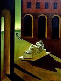 Giorgio de Chirico – The West's Darkest Hour Tachisme, Italian Painters, Italian Artist, Art Picasso, Modern Art, Contemporary Art, Art Moderne, Art Plastique, Oeuvre D'art