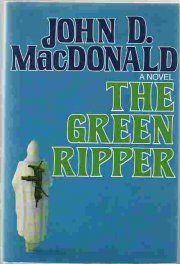 The Green Ripper is the eighteenth of 21 Travis McGee novels written by John D. McDonald. It won the National Book Award for the category of mystery in 1980, and was the first and only book in that category to receive the award. The plot is centered on revenge against a secretive, terrorist cult that is responsible for killing McGee's lover Gretel. The title is a word play on the name of the Grim Reaper.