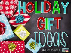 holiday gift ideas-s