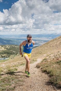 Rob Krar won both last weekend's Leadville 100 and the Western States 100 in June, 2014