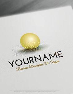 Create a Logo Free – 3D Ball Logo Templates