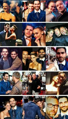 Teen Wolf Cast At The MTV Movie Awards