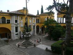 casa-museo di Gabriele D'Annunzio