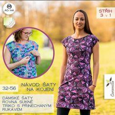 Jak měřit a správně vybrat velikost? Lily Pulitzer, Clothes, Dresses, Sewing Ideas, Origami, Crafts, Fashion, Vestidos, Moda