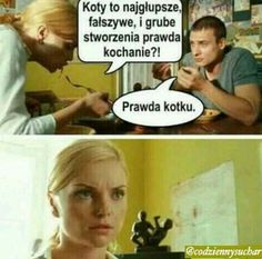 No tu strzępić ryja? Funny Lyrics, Polish Memes, Funny Motivation, Very Funny Memes, I Cant Even, Best Memes, Really Funny, Haha, I Am Awesome