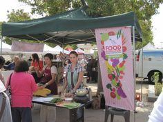Jamie Oliver's Food Revolution Day in Los Angeles
