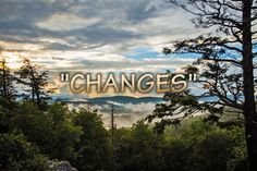 """Changes"" - In July, I began a monthly feature, a Time Lapse of the Month, where one of my favorite time lapse sequences would be featured. August was again a fun month as I shot over 16,000 time lapse images from which 28 short time lapse videos were rendered.  This is one of my August favorites - a forty-second video from the Little Bald Overlook (MP307) on the Blue Ridge Parkway."