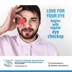 Lotus Eye Hospital and Institute is one of the Best Eye Hospital in India known for Advanced Technology & 3 Decades of Eye Care service. We are a renowed Eye Hospital network in Kerala and Tamilnadu Common Eye Problems, Eyes Problems, Eye Pain, Eye Infections, Itchy Eyes, Light Sensitivity, Cool Eyes, Kerala, Clinic