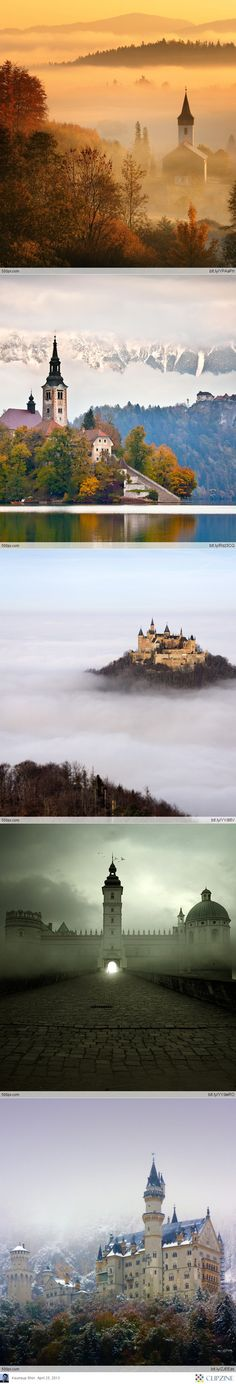 20 Most Fascinating Castles and Palaces ...