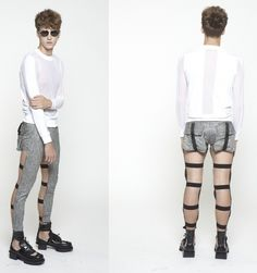 pants by luar zepol