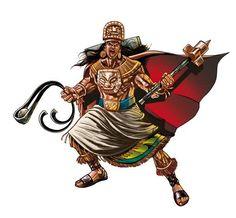 Pachamac, Dios de los Temblores