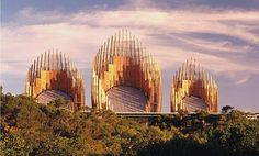 Jean-Marie Tjibaou Cultural Center: A classic example of green architecture