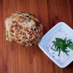 """from """"Jerusalem"""" by Yotam Ottolenghi and Sami Tamimi Turkey & Zucchini Burgers with Green Onion & Cumin Turkey Recipes, Meat Recipes, Cooking Recipes, Healthy Recipes, Healthy Food, Quick Meals To Make, Food To Make, Minced Meat Recipe, Turkey Burgers"""