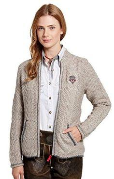Stockerpoint Women's Traditional Bavarian Cardigan, das kann Frau auch nach dem #Oktoberfest noch tragen