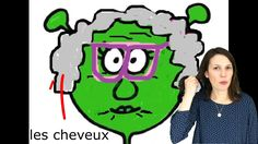 Learn along with Emilie parts of the face in French This is an example of one of our teaching resources used to support our & French Scheme of work French For Beginners, French Teacher, Teaching Resources, Activities, Learning, Languages, Youtube, Parties, Face
