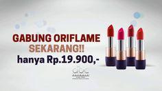 GABUNG ORIFLAME SEKARANG!! HANYA RP. 19.900