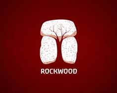 Rockwood logo - I think the color choices really complement each other here, and help make the image more discernible. The font choice definitely helps in giving off a moreso rustic feel. Overall, I think the logo is fantastic at combining very clean, modern feel while retaining some rustic elements.