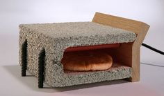 Building a Brick Oven With a Cinder Block and Rebar : Discovery News