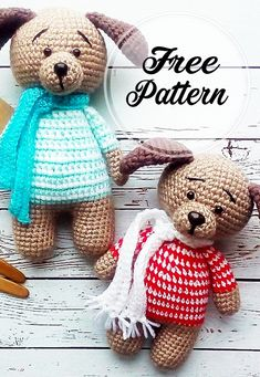 Awesome Free Amigurumi Dog Pattern Ideas for 2020 Part 4 , amigurumi patterns free; amigurumi for be Plush Pattern, Dog Pattern, Pattern Ideas, Knitted Dolls, Crochet Dolls, Crochet Unique, Animal Tails, Crochet Amigurumi Free Patterns, Stuffed Animal Patterns
