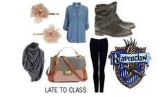 Draco Dormiens Nunquam Titillandus // Late to Class: Ravenclaw (x) → submitted by Jordan