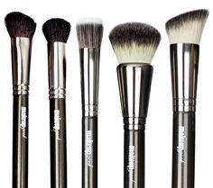 NEW Makeup Geek brushes and how to use them!