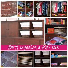 How to Organize a Kids Room - Ask Anna