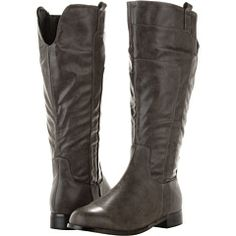 Detail Image. Wide calf boots from Zappos.