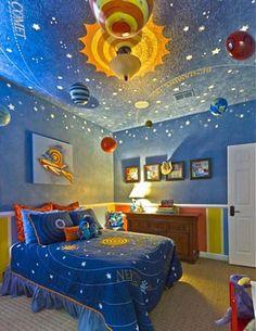 【アイディア満載】こんなお部屋が欲しかった! アートな子供部屋コーディネート32選 | Pouch[ポーチ]