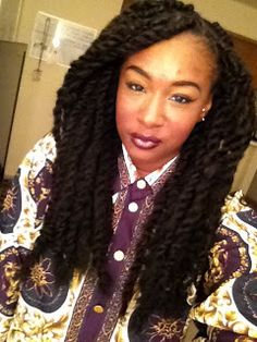 Havana Twists 2.0 (Marley Twists) Going to try this soon.