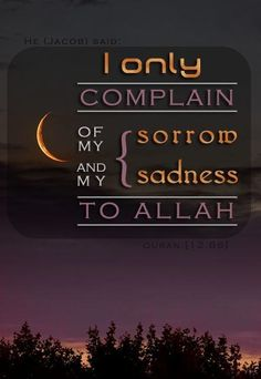 40 Islamic Quotes about Sadness & How Islam Deals with Sadness Islamic Quotes, Islamic Teachings, Islamic Messages, Muslim Quotes, Quran Verses, Quran Quotes, Quran Sayings, Alhamdulillah, Hadith