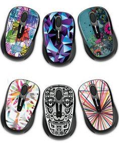 Artist Studio Series Wireless Mobie Mouse 3500