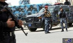 القوات الأمنية تلاحق مشتبه به قام بإلقاء…